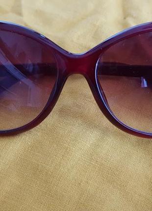 Очки солнцезащитные градиент