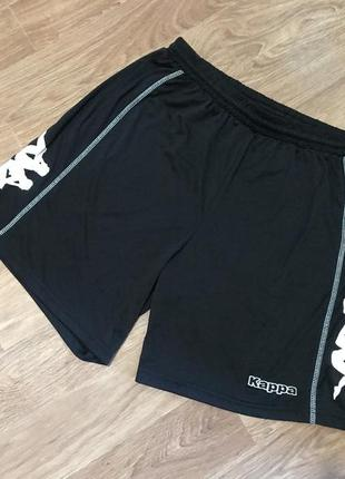 Очень крутые шорты из новых коллекций от kappa big logo