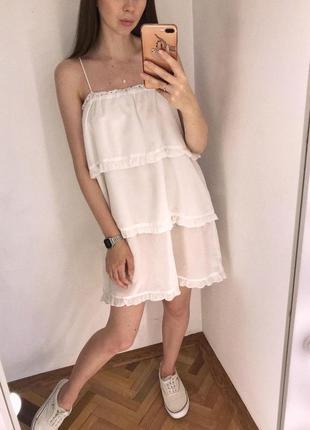 Зефірна сукня boohoo petite