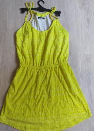 Фирменное летнее платье, сарафан летний
