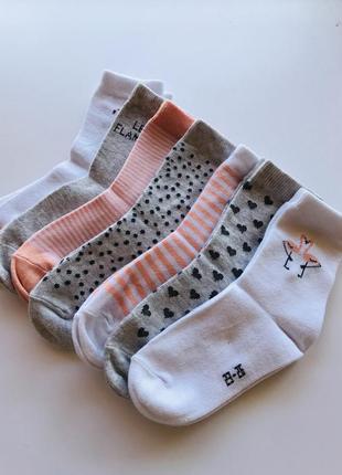 Набор носочков