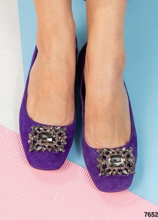 🇮🇹стильные туфли с брошью