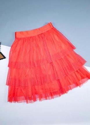 Очень красивая юбка на 12 лет/150 см