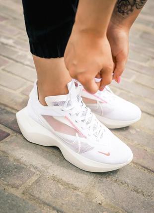 Nike vista lite white red