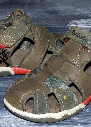 Timberland ! оригинальные, кожаные, стильные невероятно крутые босоножки
