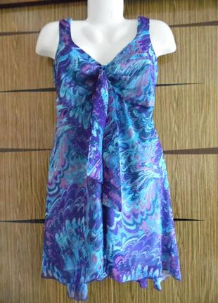 Платье -туника лето, новая joanna hope размер 14 – идет на 48-50+.