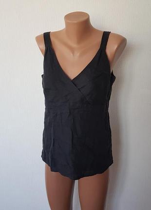 100% льон 🔥🔥шикарна блуза