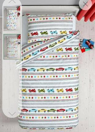 Детский постельный комплект next