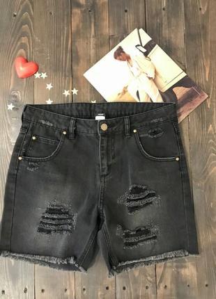 Черные шорты от tezenis