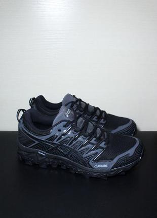 Оригинал asics gel fujitrabuco 7 gore tex кроссовки для бега мембрана треккинг трейл