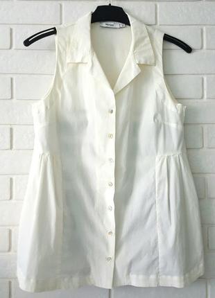 Блуза из хлопка бельгийского бренда