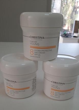Christina forever young дневной гидрозащитный крем spf 25