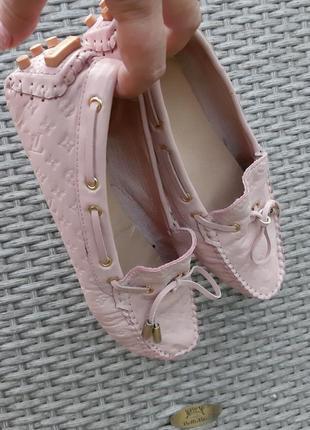 Мокасины  брендовые оригинал туфли
