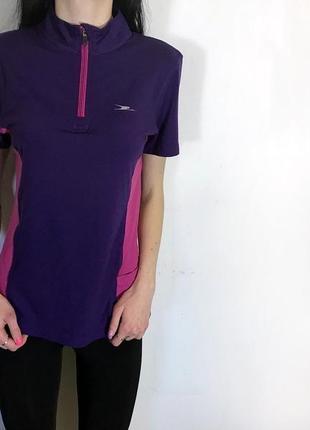 Женская спортивная футболка crane ( кран с-мрр)