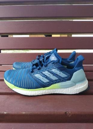 Кроссовки для бега adidas solar boost