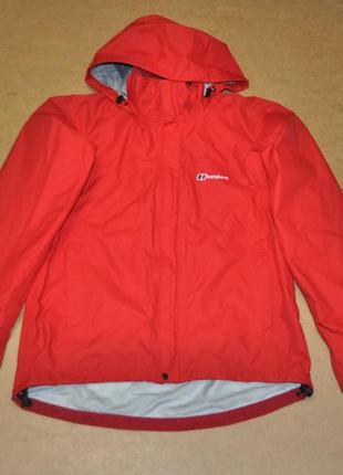 Berghaus мужская красная куртка штормовка