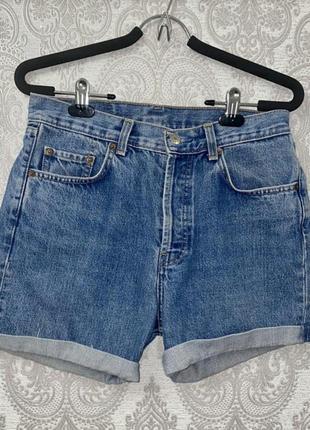 Крутые джинсовые шорты/шорты с высокой талией/шорты levis