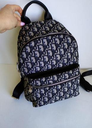 Рюкзак женский из текстиля