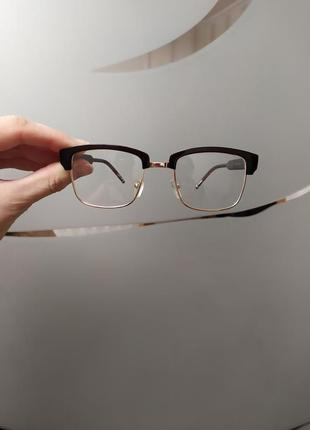 Очки.не для зрения.