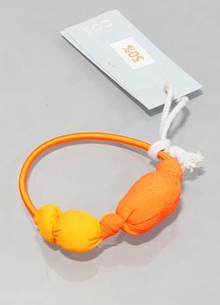 Оригинальная резинка-браслет конфетка от бренда cos разм. one size
