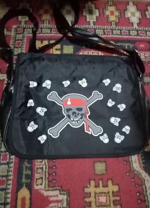 Рок сумка
