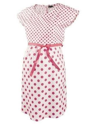 Фирменое германия esmara платье для беременных и кормящих мам р. евро 42 наш 48