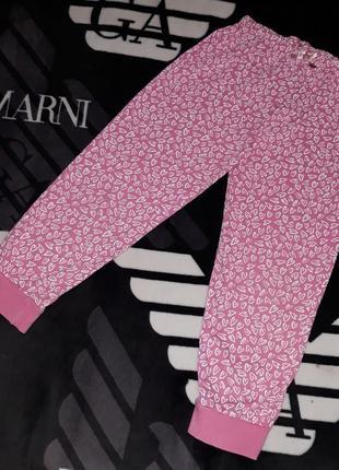 Штаны для дома пижамные пижама фирма primark
