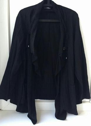 Кардиган куртка летний жакет батал очень большой размер