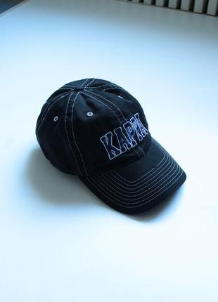 Kappa кепка мужская