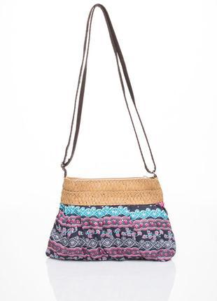 Маленькая модная сумочка через плечо клатч польша butik
