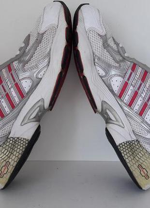 Дышащие кроссовки для бега для фитнеса спортивные adidas оригинал! 31714