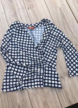 Max mara стильная актуальная тренд блуза блузка платье туника кофта h&m zara