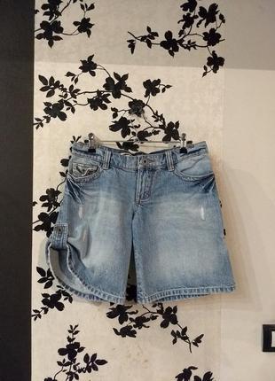 """Стильные джинсовые шорты """"esprit""""🍒🎀"""
