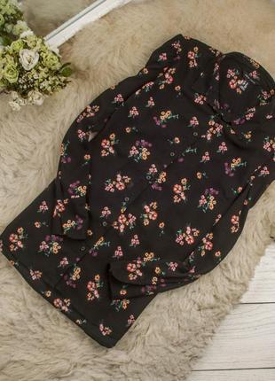 Очень красивая блуза в цветочный принт от new look