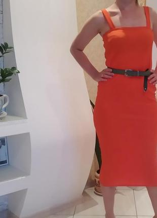 Стильне плаття сарафан нове