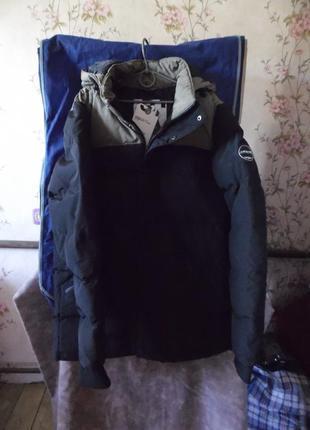 Зимова куртка на синтепоні