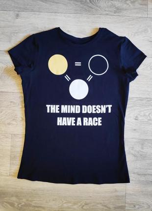 Стильная футболка с крутым смыслом