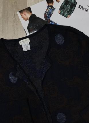 Продам жіночий подовжений кардиган-dries van noten wool silk