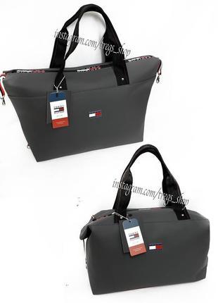 Новая шикарная качественная сумка pu кожа транформер / дорожная / шопер / спортивная