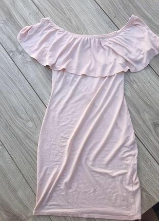 Стильное актуальное платье тренд h&m zara missguided