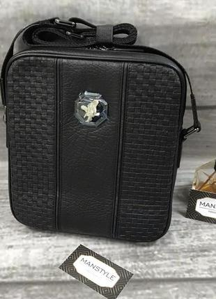 Бансетка сумка мужская месенджер