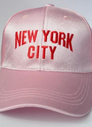 Бейсболка new york city модная кепка 132113 фото
