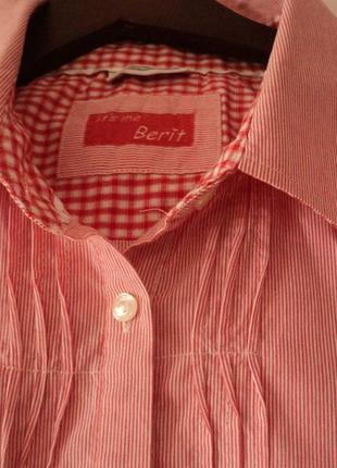 Стильная рубашка на лето