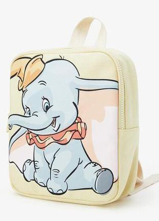 Рюкзак dumbo © disney, zara, оригінал, з європи!