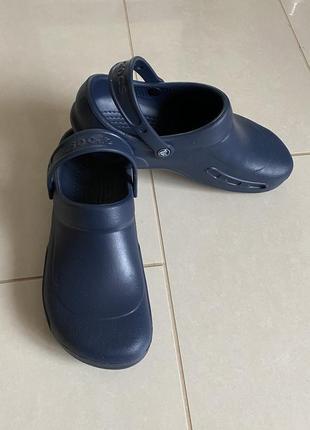 Сандали мужские стильные оригинал crocs размер 44-45