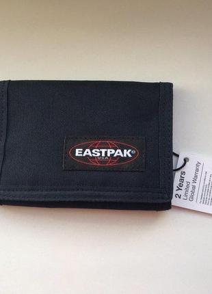 Темно-синий кошелёк истпак eastpak