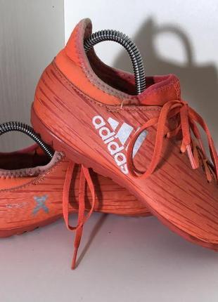 Мужские сороконожки(бампы) adidas techfit ( адидас 38 2\3рр 24,5см )