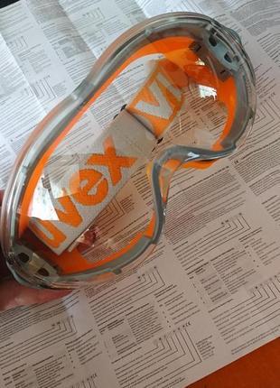 Uvex защитные очки.