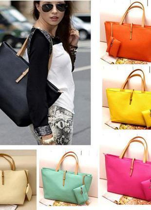 Модная женская сумка luxury в цветах супер цена
