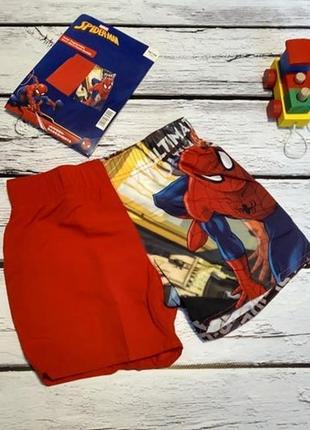 Очень классные яркие пляжные шорты для пляжа человек паук супергерой marvel